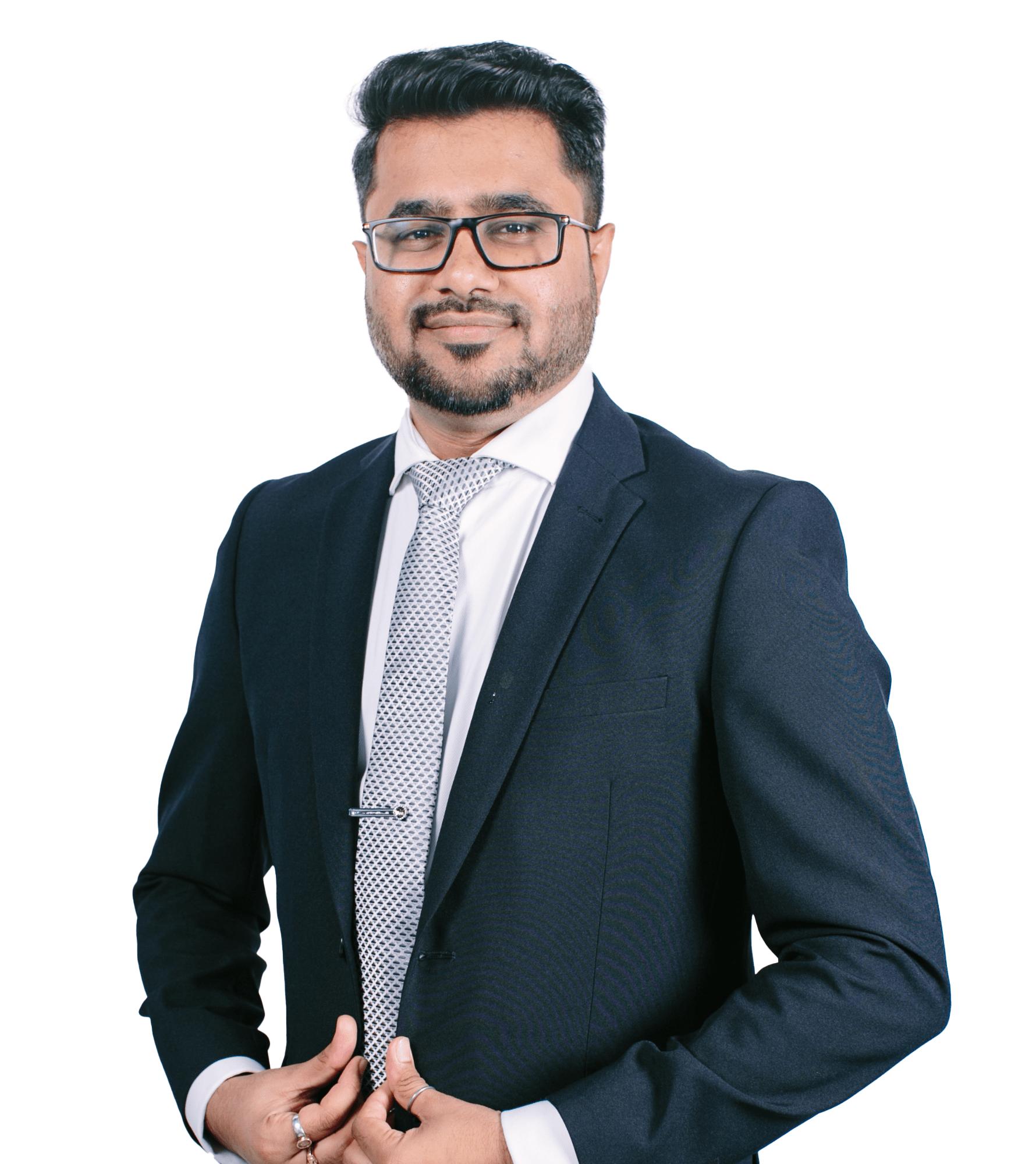 Pritesh Mehta | Finance Manager